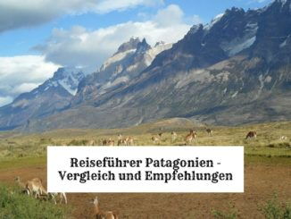 Patagonien Reiseführer Vergleich empfehlungen