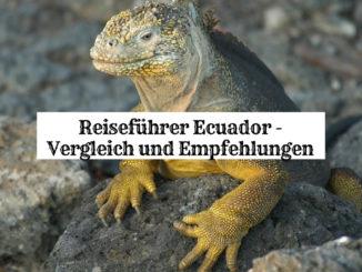 beste ecuador reiseführer empfehlungen