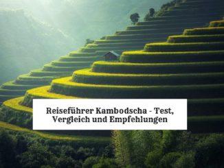 bester Reiseführer Kambodscha - test